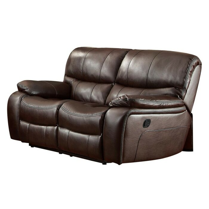 Prime Hecht Reclining Loveseat Pabps2019 Chair Design Images Pabps2019Com