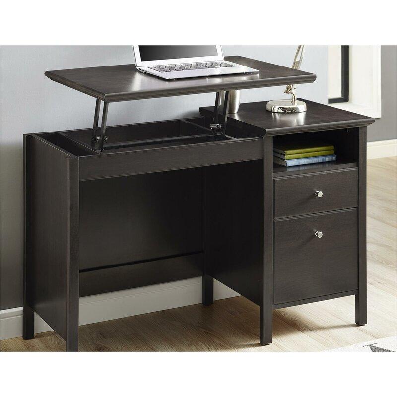 lift top desk. Webb Lift-Top Standing Desk Lift Top F