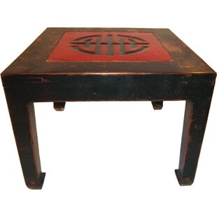 Aesara Long Life Sign End Table