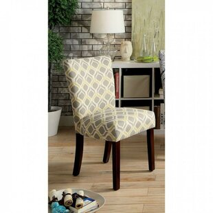Alyda Upholstered Dining Chair (Set of 2) DarHome Co