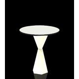 Vertex Table Plastic Dining Table
