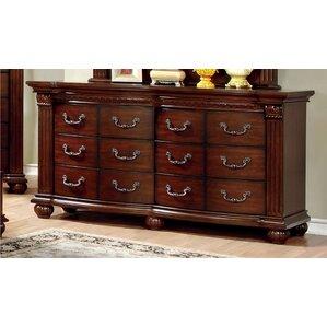 Crispin 6 Drawer Dresser by Hokku Designs