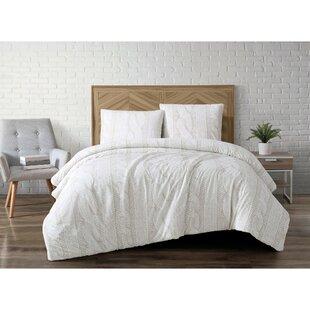 Vallee Reversible Comforter Set