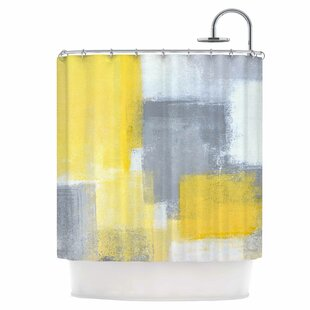 Reviews Steady Shower Curtain ByEast Urban Home
