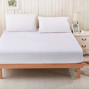 Terry Hypoallergenic Waterproof Mattress Protector
