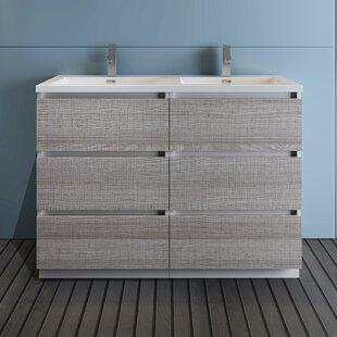 Senza Tuscany 48 Double Bathroom Vanity Set By Fresca