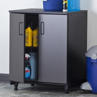 Tuff-Stor Tough Storage Systems 34 H x 27 W x 21 D Two Door Base Unit by Tuff Stor