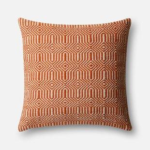 burnt orange throw pillows Rust Orange Throw Pillows | Wayfair burnt orange throw pillows