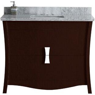 Bow 33 Single Bathroom Vanity Set