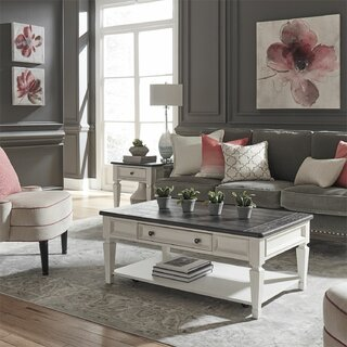 Allyson Park 2 Piece Coffee Table Set by Darby Home Co SKU:CC139541 Details