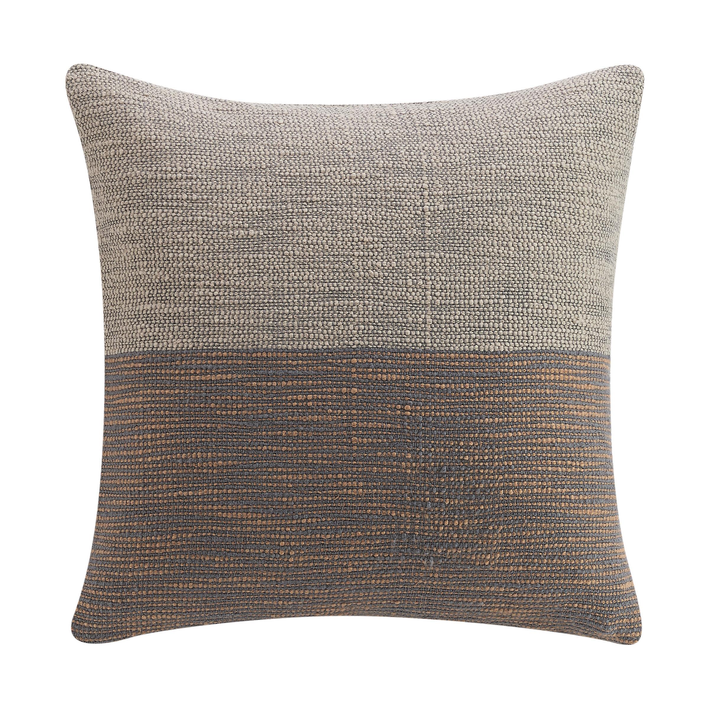 Highlinebeddingco Habit Cotton Throw Pillow Wayfair