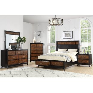 Rhett Platform Configurable Bedroom Set