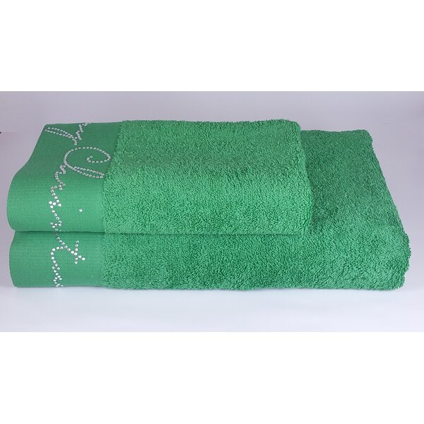 Christmas Decorative 2 Piece Towel Set