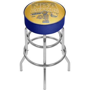 NBA 31 Swivel Bar Stool by Trademark Global Best Choices