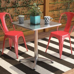 Lula Aluminum Dining Table