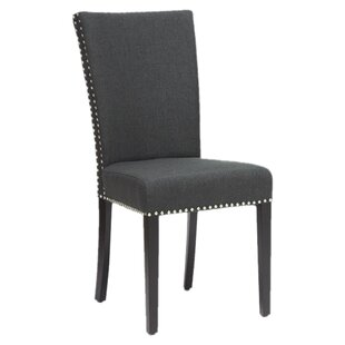 Baxton Studio Harrowgate Parsons Chair (Set of 2) by Wholesale Interiors