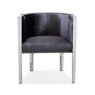 Affordable Britley Contemporary Back Barrel Chair by Mercer41