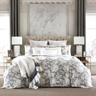 Broadmoor Floral 100% Cotton Duvet Cover Set by Tommy Hilfiger