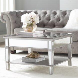 Loganne Coffee Table Willa Arlo Interiors