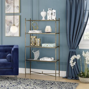 Caila Etagere Bookcase by Willa Arlo Interiors