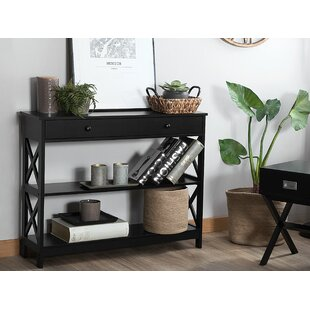 Swilley 1 Drawer Console Table by Charlton Home