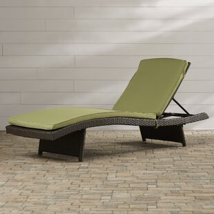 Valery Chaise Lounge with Cushion