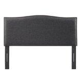 Ellii Upholstered Panel Headboard by Red Barrel Studio®
