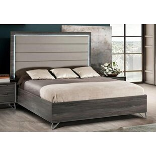 Biddle Upholstered Sleigh Bed