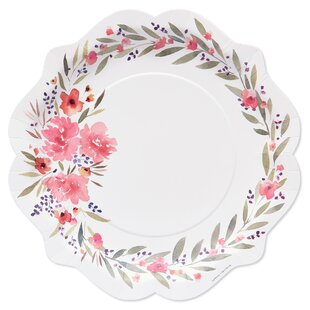 Happily Ever After Paper Dinner Plate (Set of 8)