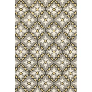 Edinburgh Handmade Gray/Gold Indoor/Outdoor Area Rug
