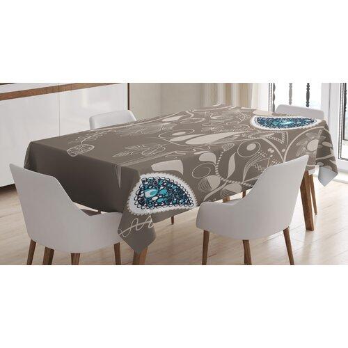 "60x90"" Paisley Tablecloth"