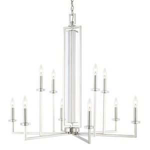 Tandra 10-Light Candle-Style Chandelier