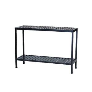 Oxford Aluminum Console Table