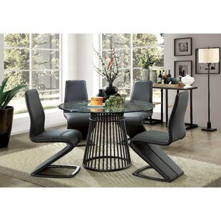 Gaynor 5 Piece Dining Set Wrought Studio