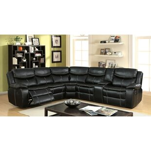 Holler Symmetrical  Reclining Sectional