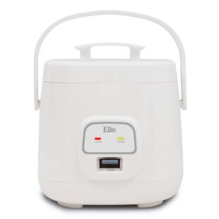 Cuisine 4-Cup Personal Multi Cooker ByElite by Maxi-Matic