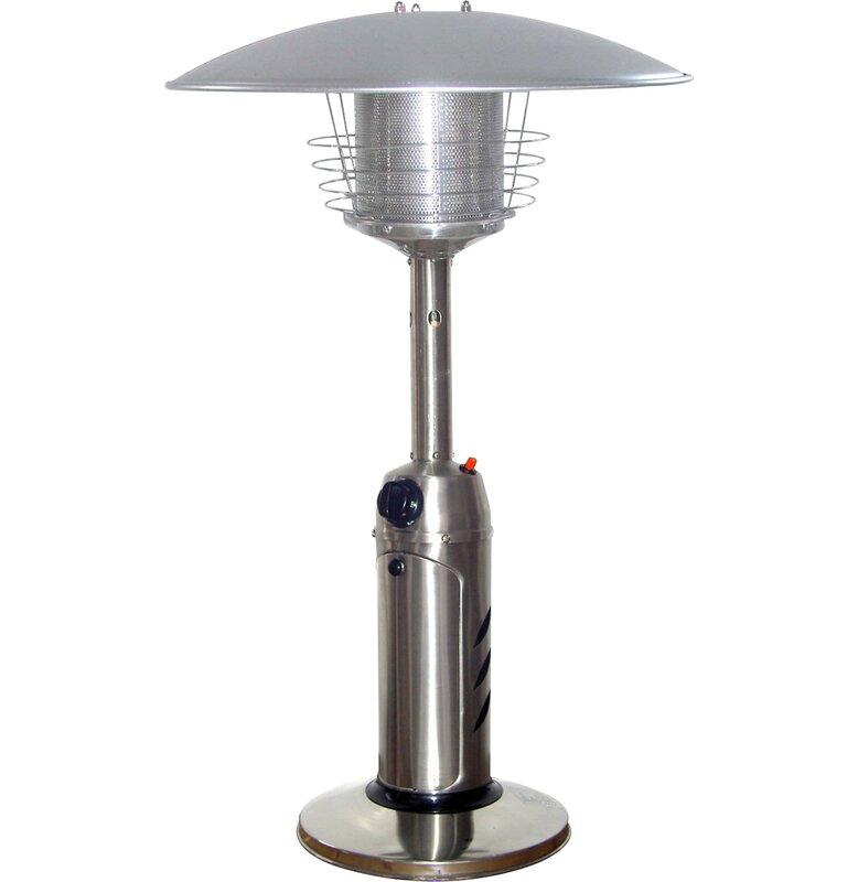 garden radiance 11 000 btu propane tabletop patio heater reviews rh wayfair com tabletop patio heater amazon tabletop patio heater uline