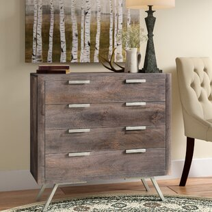 Norma 4 Drawer Accent Chest