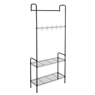 Anderson 29.43 W Garment Rack happimess