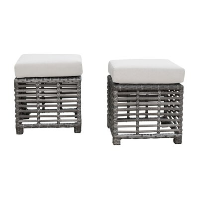 Stupendous Panama Jack Outdoor Ottoman With Cushion Caraccident5 Cool Chair Designs And Ideas Caraccident5Info