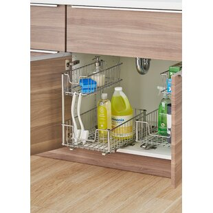 Sliding Pull Out Drawer (Set Of 2)