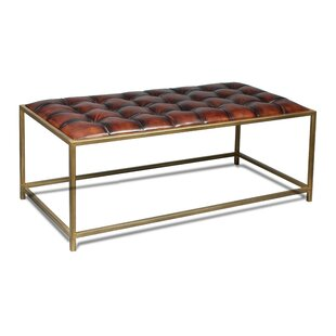 Bridget Tufted Coffee Table