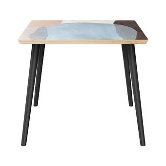 Brayden Studio Caherty Bangor Floor Shelf End Table