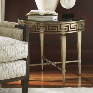Tower Place End Table by Lexington Wonderful