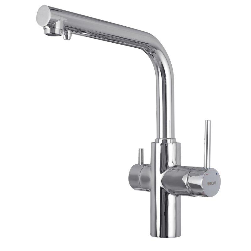 Ucore Double Handle Single Hole Kitchen Faucet Wayfair