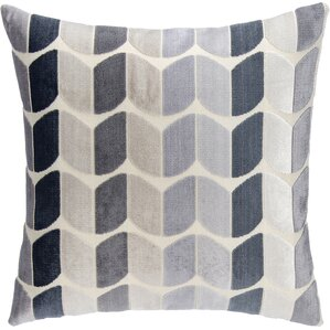 Domain Cotton Throw Pillow