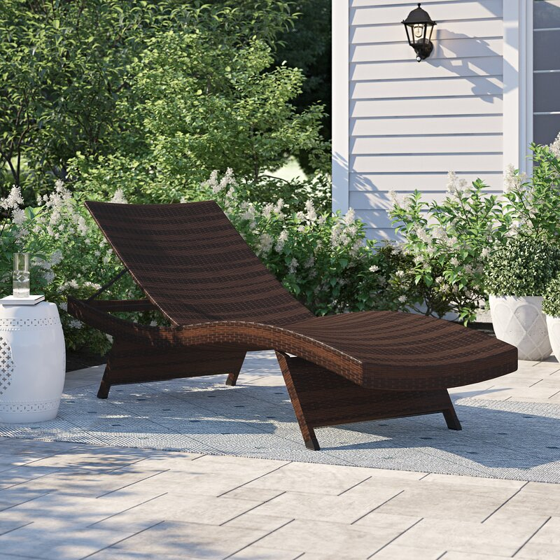 Rebello Reclining Chaise Lounge