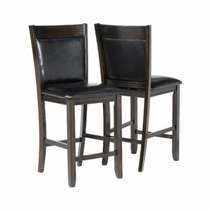 Mcmahon Upholstered Dining Chair (Set of 2) by Red Barrel Studio