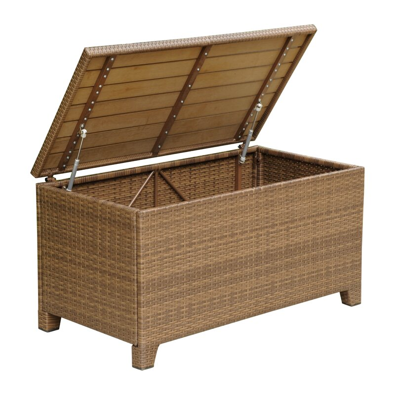 Matthew Patio Storage Trunk