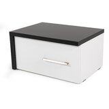 Basalt 1 Drawer Nightstand by Orren Ellis